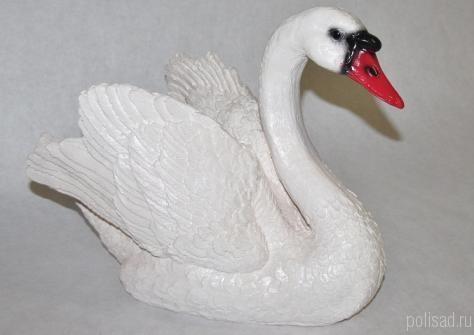 Игрушка лебедь своими руками 77